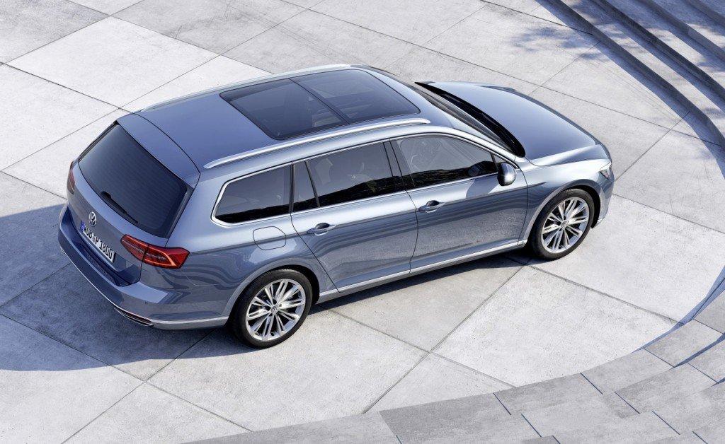VW Passat Variant 2014