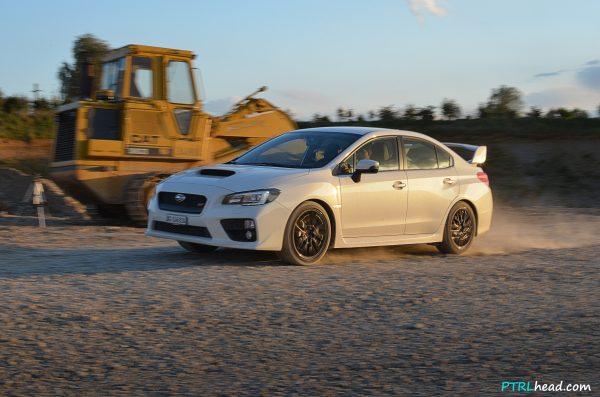 Fahrbericht: Subaru WRX STI