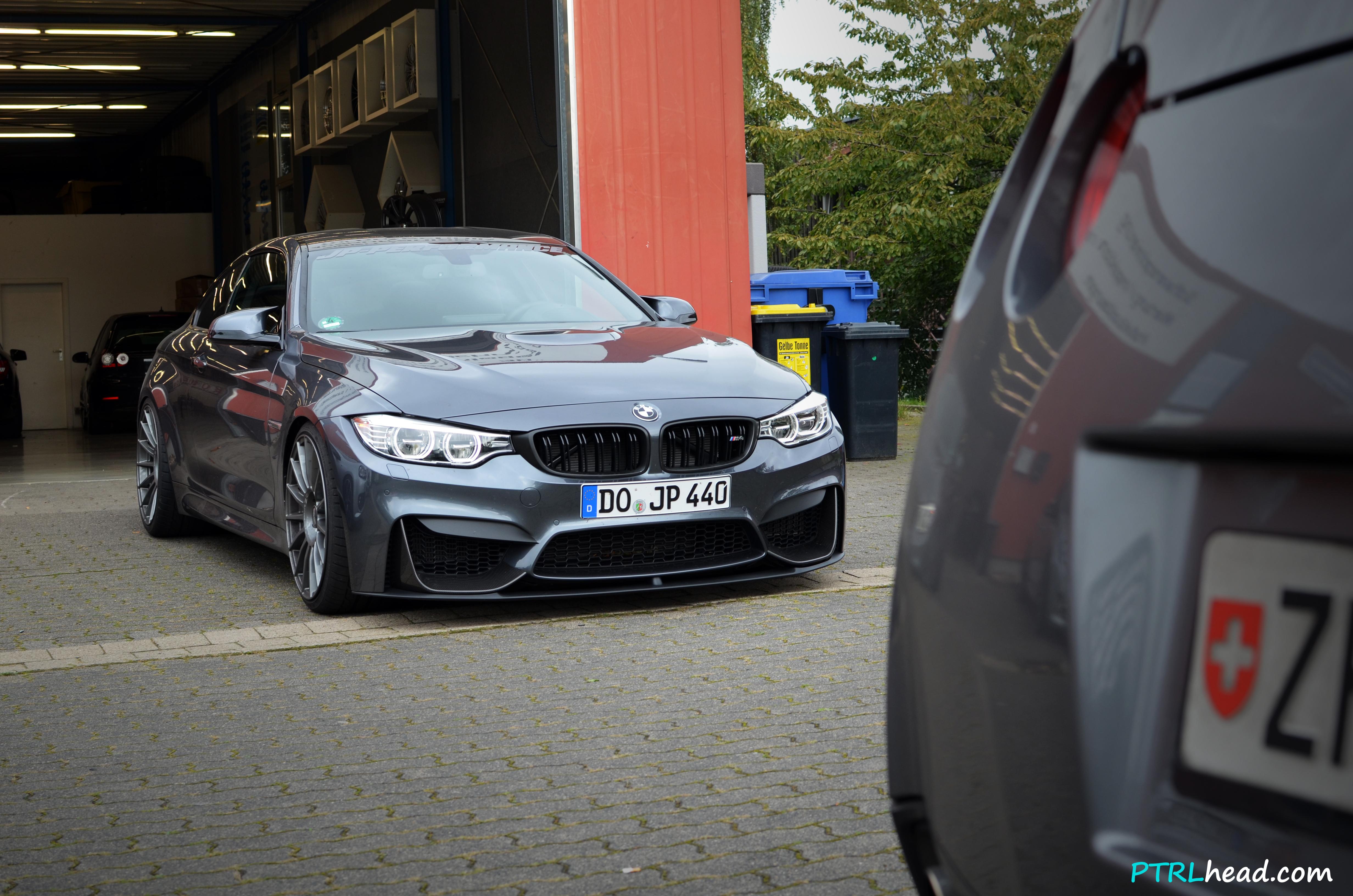 Die PS-Profis: JP BMW M4