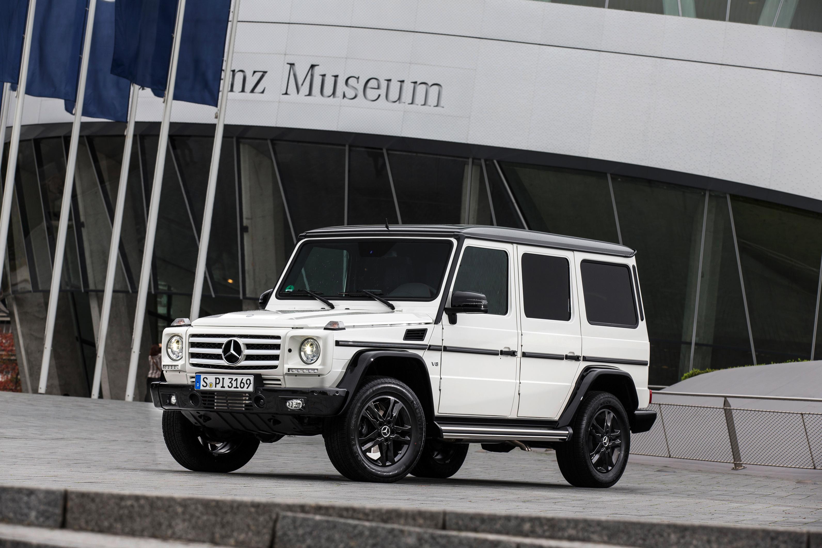Mercedes-Benz G-Klasse Edition 35