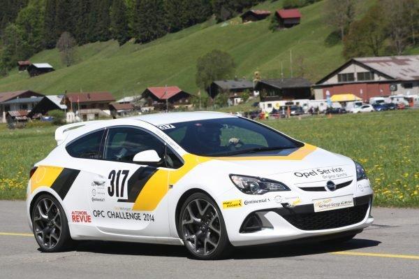Opel OPC Challenge 2014
