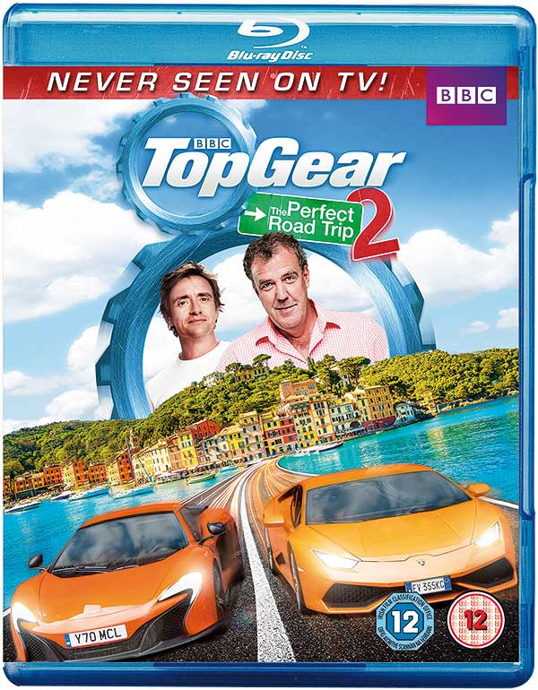 Top Gear The Perfect Road Trip 2 Deutsch