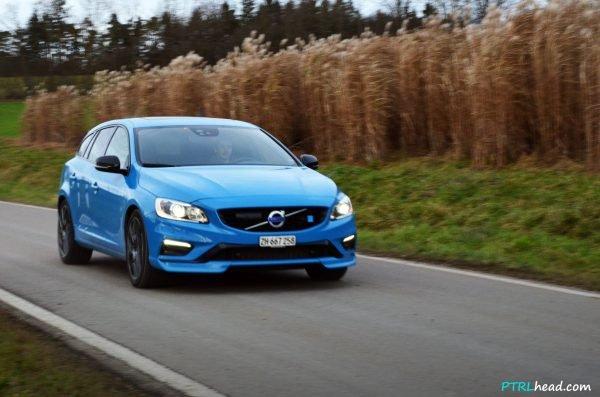 Fahrbericht: Volvo V60 Polestar