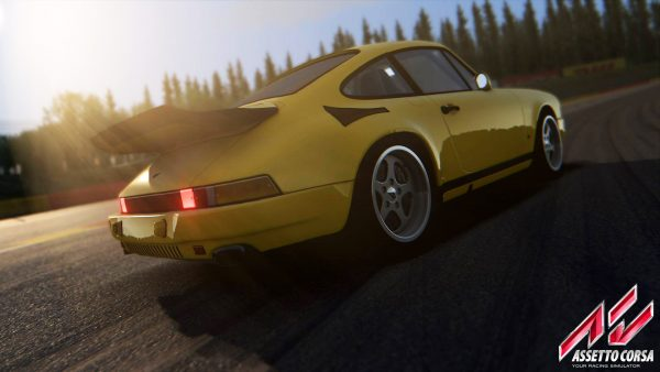 Assetto Corsa: RUF CTR Yellowbird