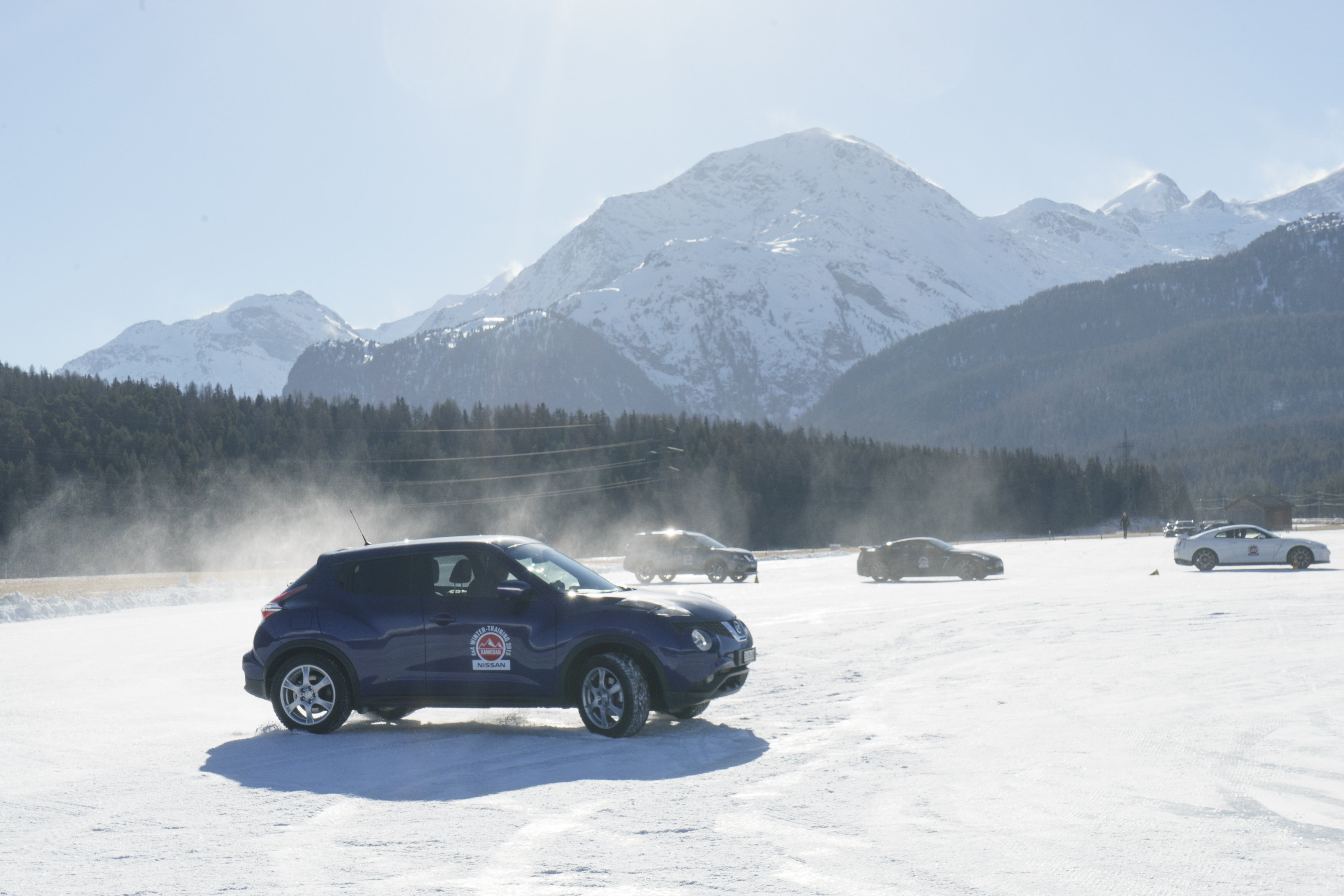 Nissan Juke all-mode 4x4i