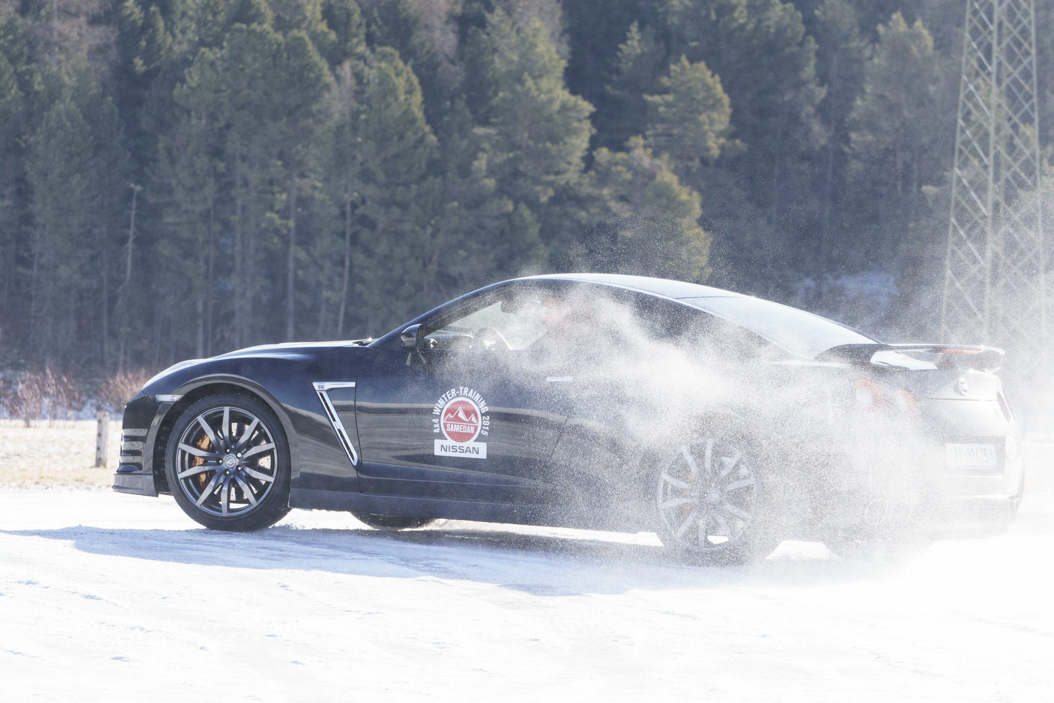 Nissan GT-R ATTESA ET-S