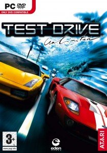 Test Drive Unlimited 1 Cover