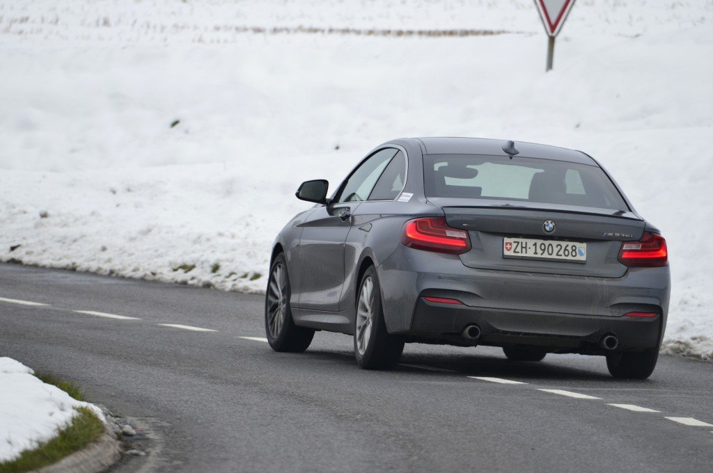 BMW M235i xDrive Coupé