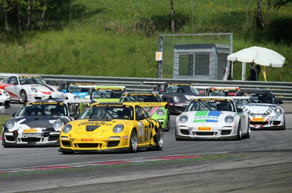 Porsche Alpenpokal 2015