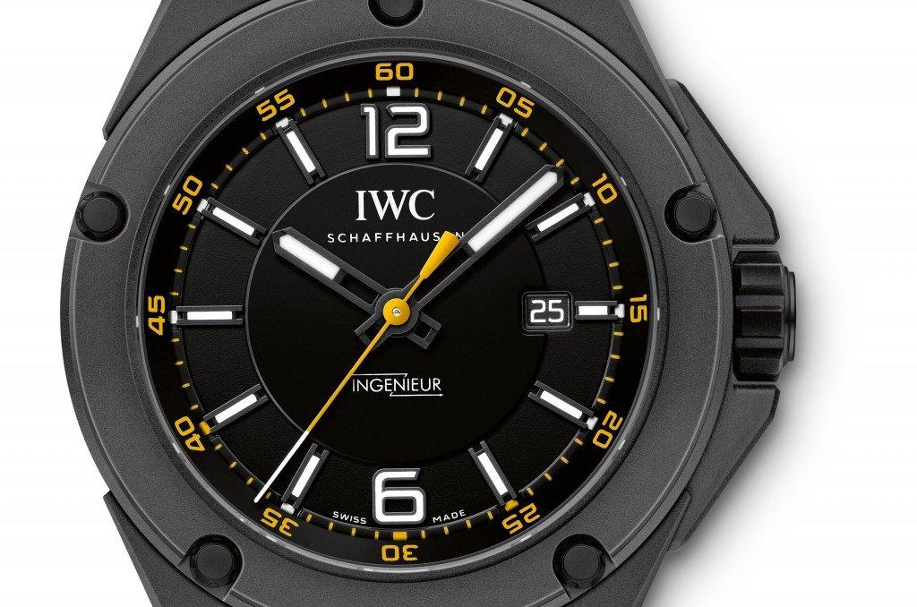 IWC Ingenieur Automatic AMG GT (Ref. IW324602)