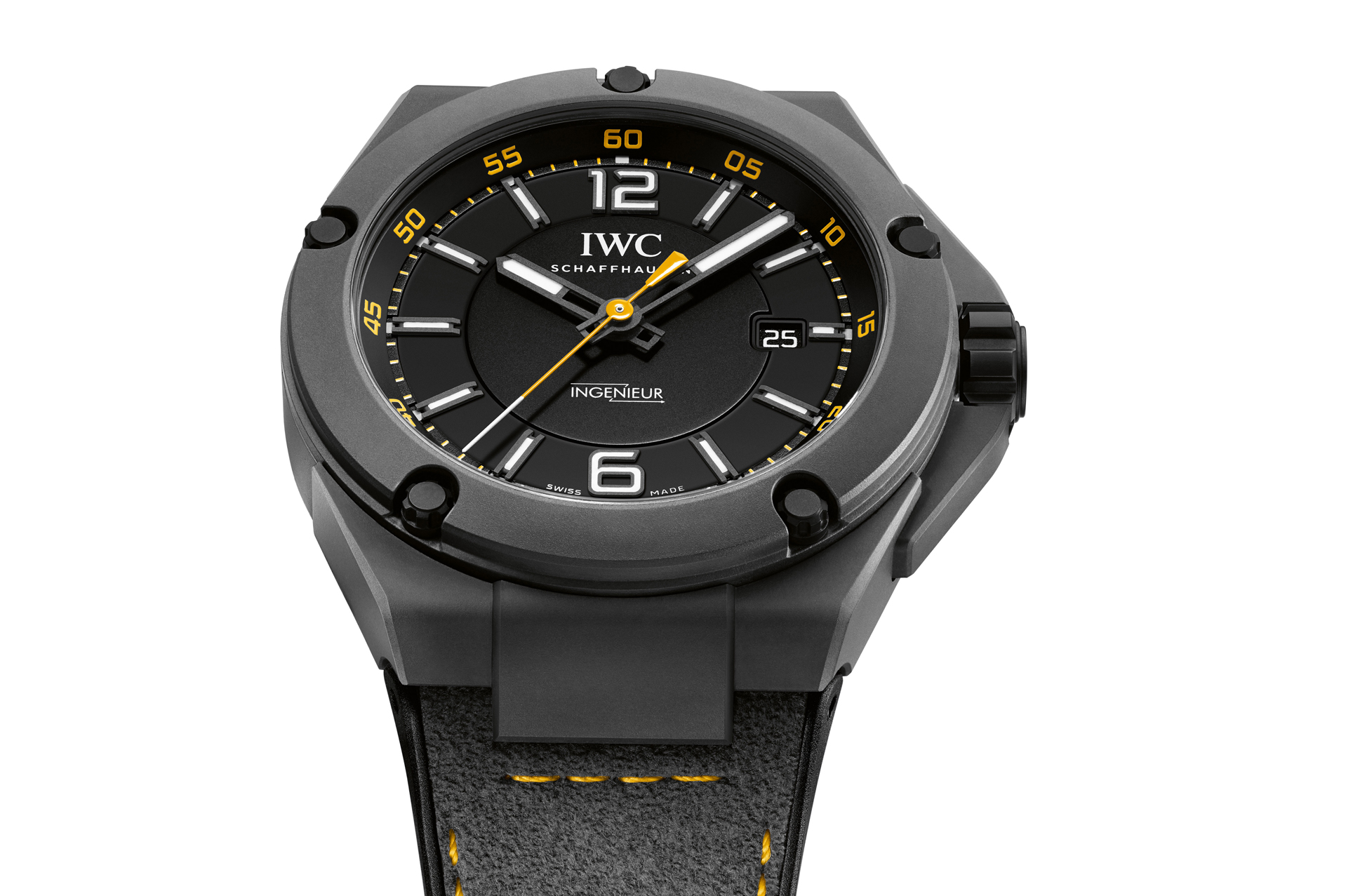 iwc ingenieur automatic amg gt. Black Bedroom Furniture Sets. Home Design Ideas