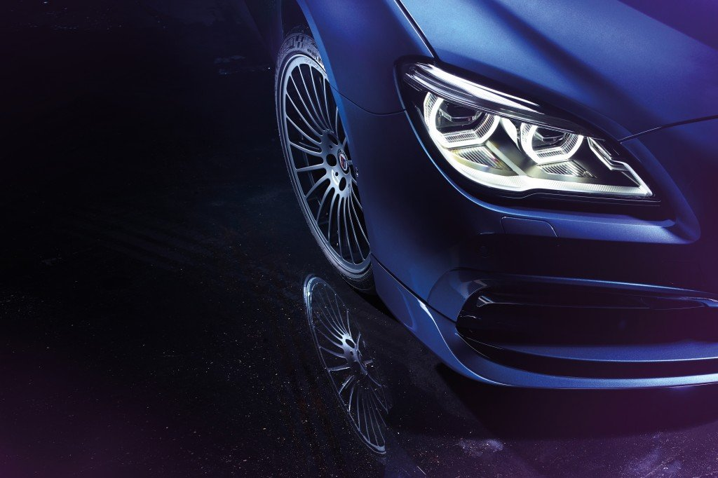 ALPINA B6 Bi-Turbo EDITION 50