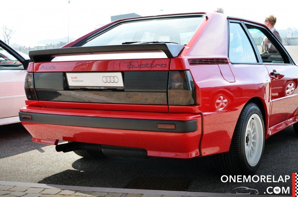 """Audi Sport quattro """"Urquattro"""""""