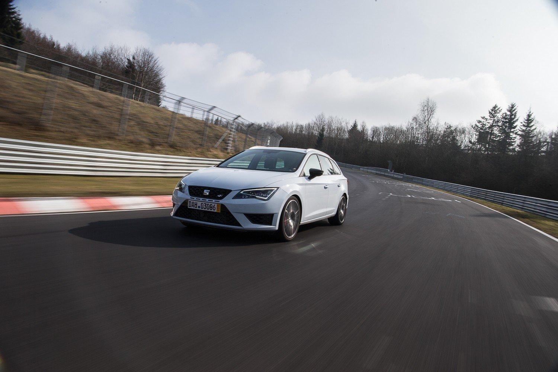 Seat Leon ST Cupra: Schnellster Kombi auf der Nürburgring-Nordschleife