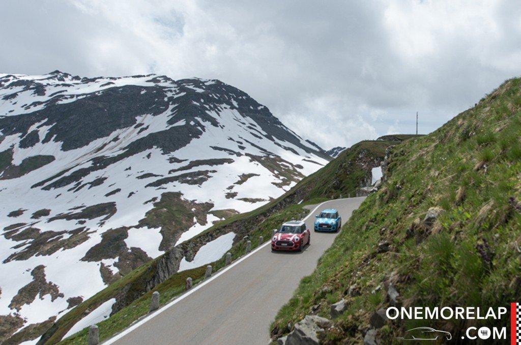 #NewMINIJCW: Nach Ascona mit dem MINI John Cooper Works F56