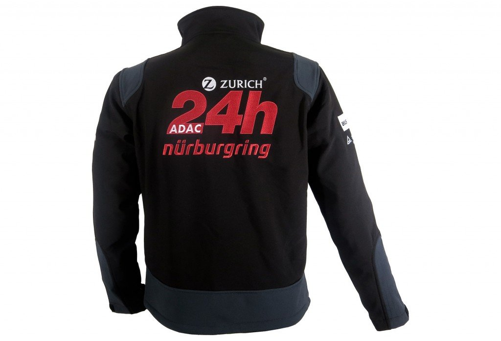 "24h Rennen Softshell-Jacke ""Sponsor"""