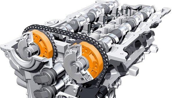 TwinPower Turbo Doppel-Vanos