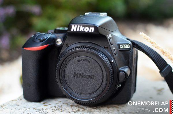 Kurztest: Nikon D5500