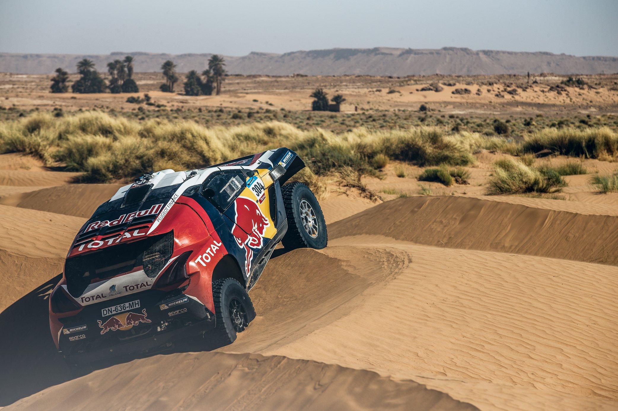Peugeot 2008 DKR: Letzter Test vor Dakar