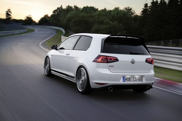 VW Golf GTI Clubsport (Edition 40)