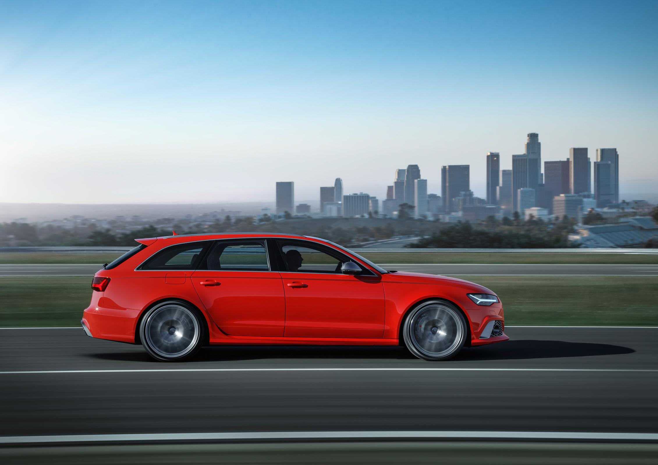 Neuvorstellung: Audi RS6 Avant performance