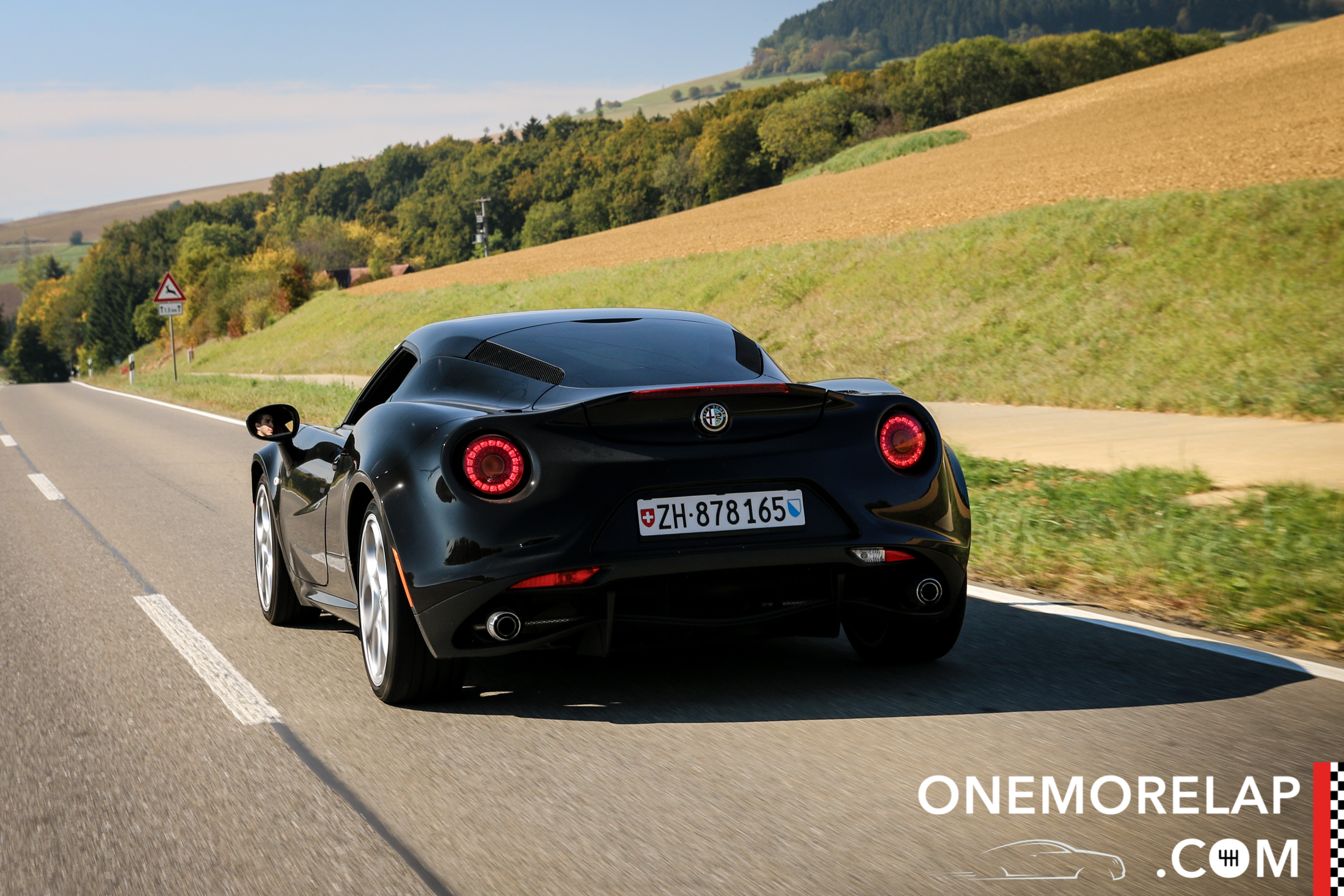 Fahrbericht Alfa Romeo 4CFahrbericht Alfa Romeo 4C