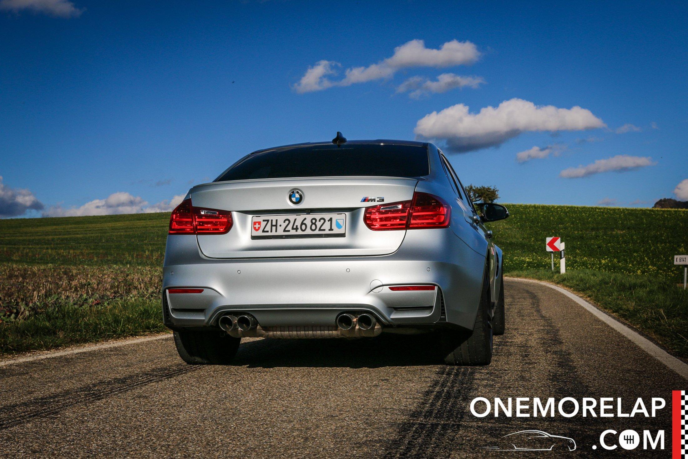 Fahrbericht: BMW M3 F80