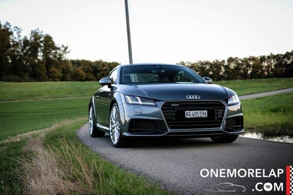 Audi TT quattro S tronic