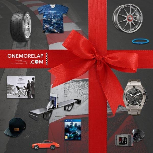 Geschenkideen für Autoliebhaber