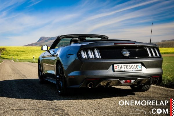 Ford Mustang GT Cabrio 2015
