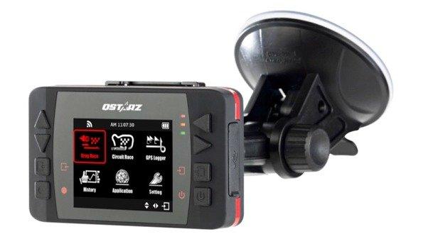 Qstarz LT-Q6000, GPS Rundenzeitmesser, Datenlogger
