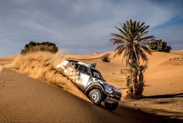 Ziel Titelverteidigung: MINI ALL4 Racing bei Rallye Dakar 2016