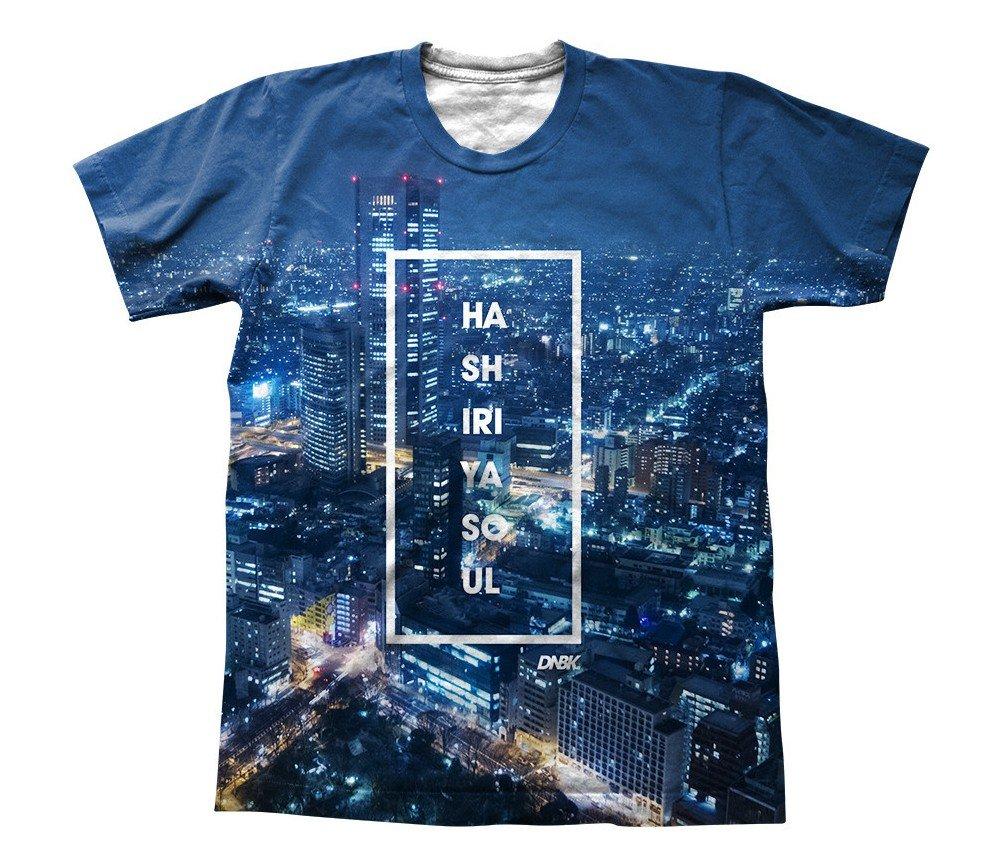 DNBK Hashiriya Soul Shirt