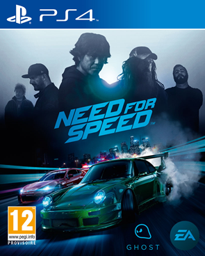 EA Games Need for Speed PS4