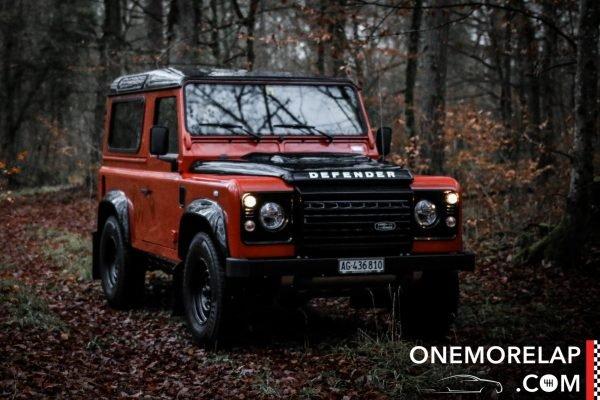 Fahrbericht: Land Rover Defender 90 Adventure Edition