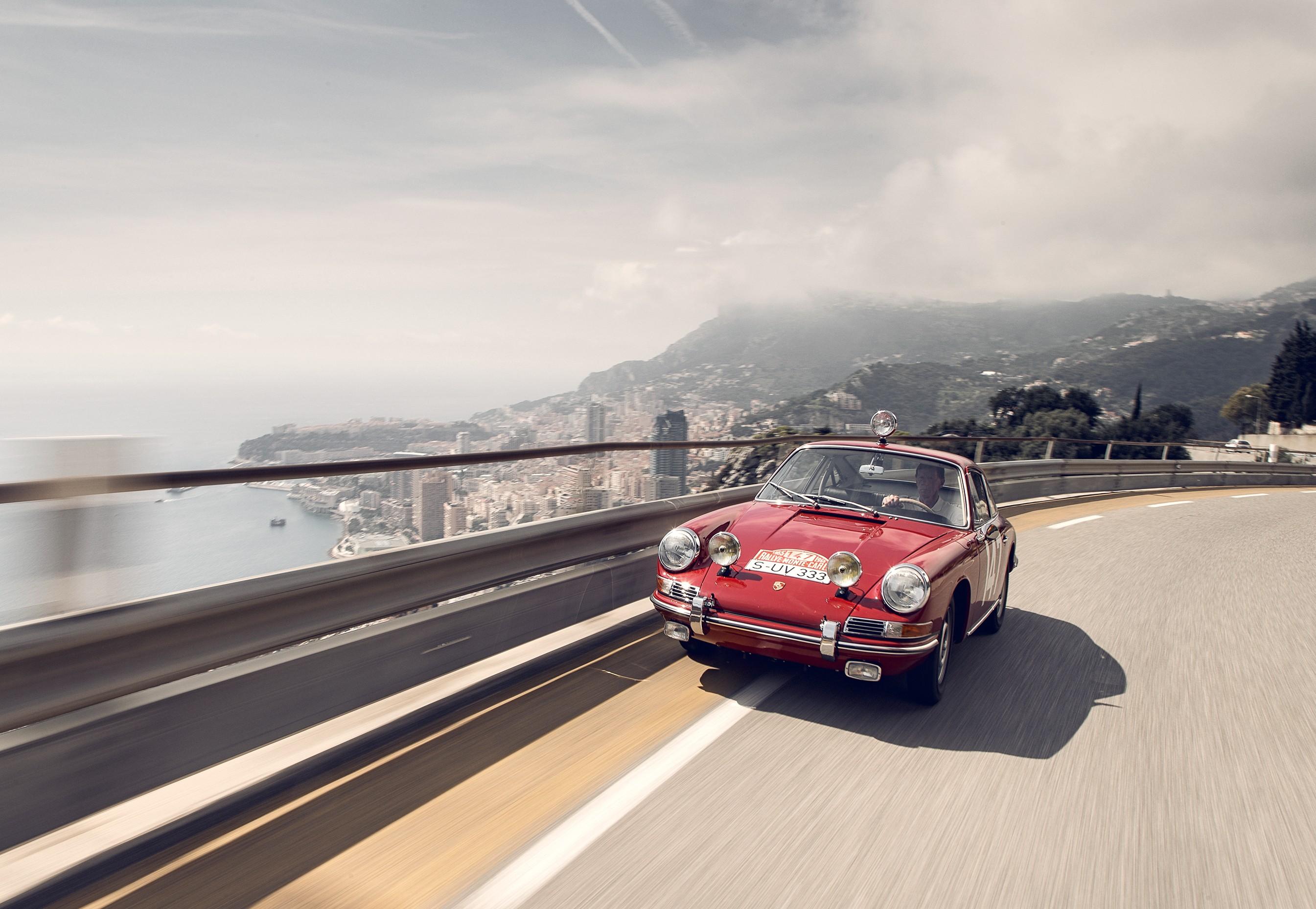 Rallye Monte Carlo 1965: Porsche 911
