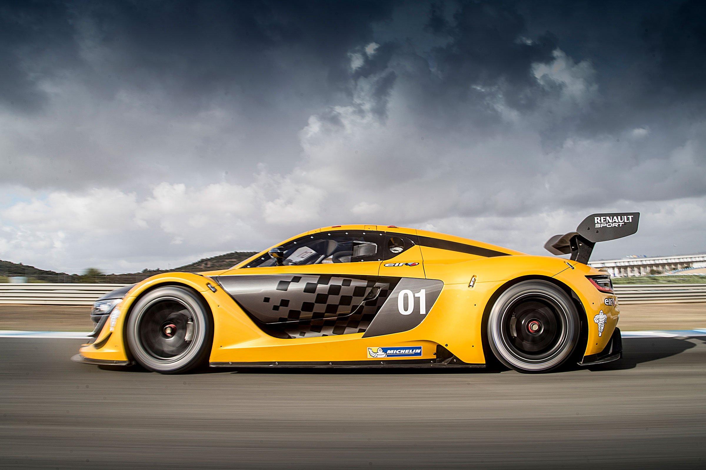 10 Gründe warum der Renault Sport R.S. 01 für Renault ...