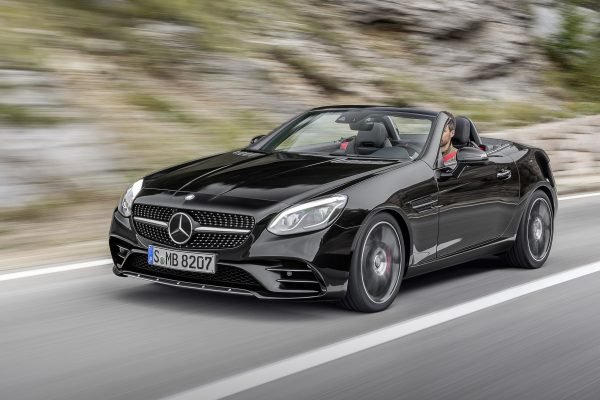 Neuvorstellung: Mercedes-AMG SLC 43