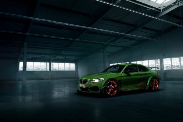 AC Schnitzer ACL2 BMW M2