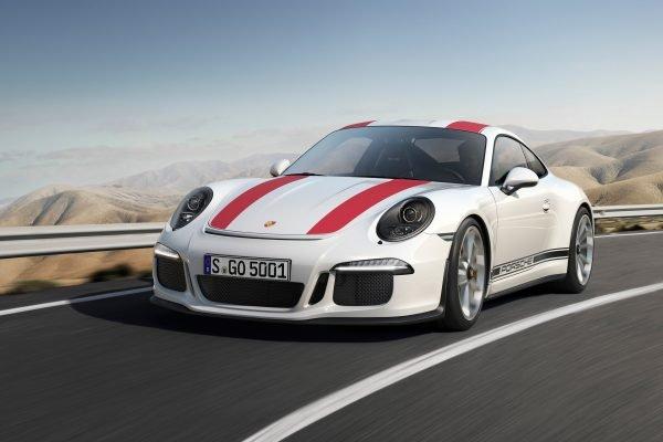 Neuvorstellung: Porsche 911 R