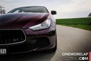 Maserati Ghibli S Q4 2016