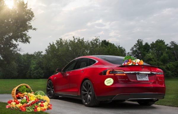 Sind Tesla-Fahrer die neuen Veganer?