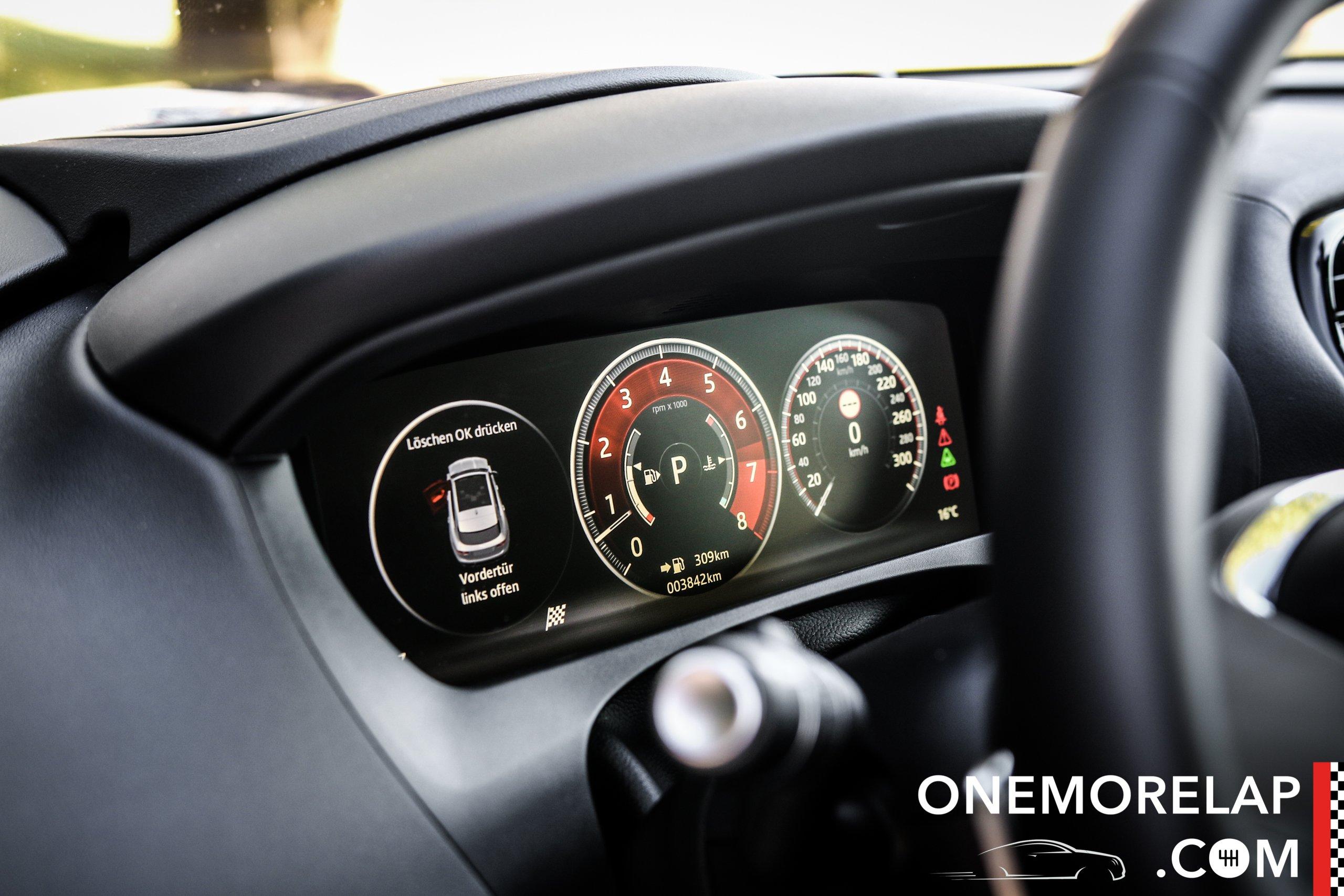 Fahrbericht: Jaguar F-Pace S V6