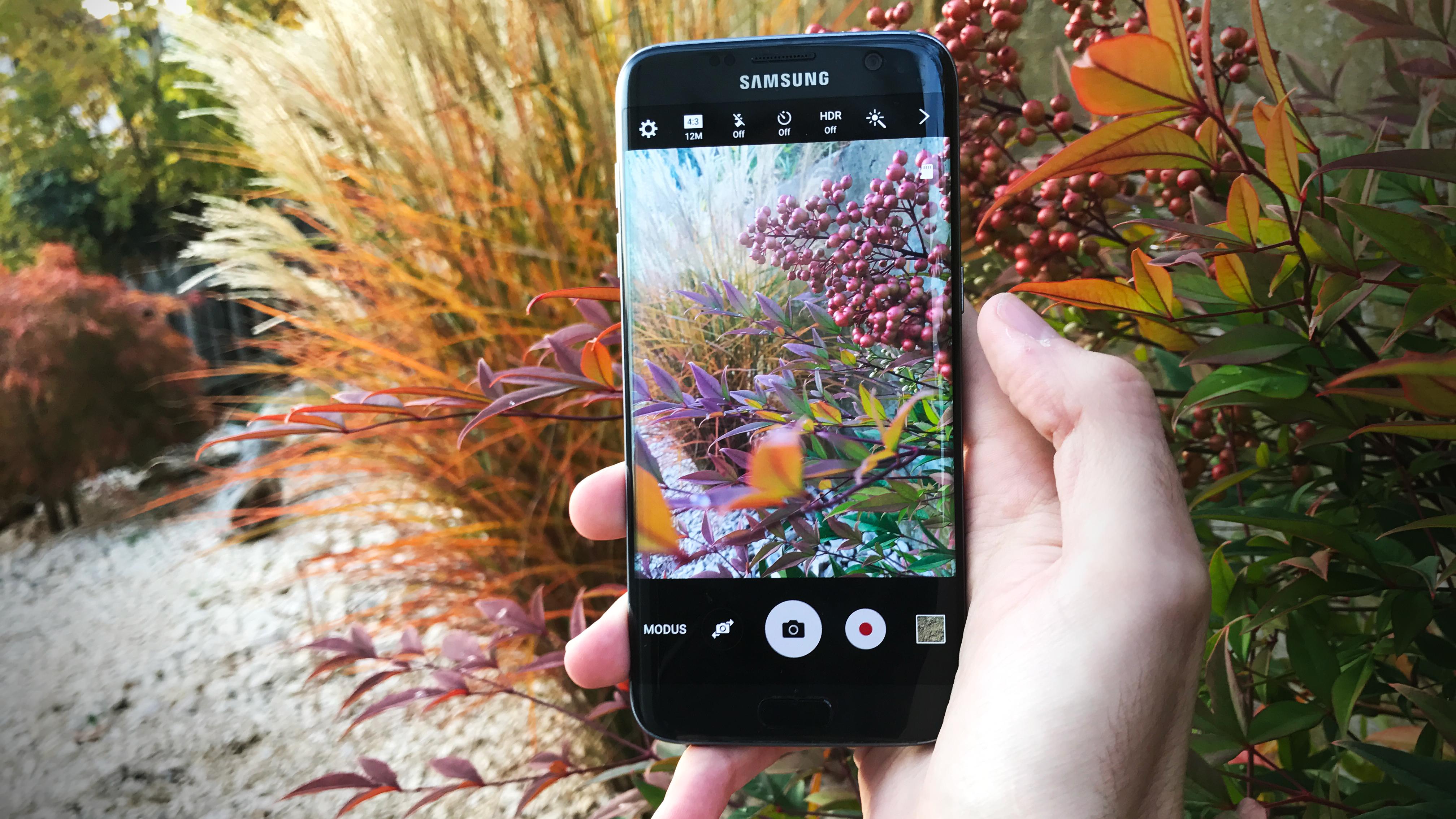 Testbericht Samsung Galaxy S7 Edge