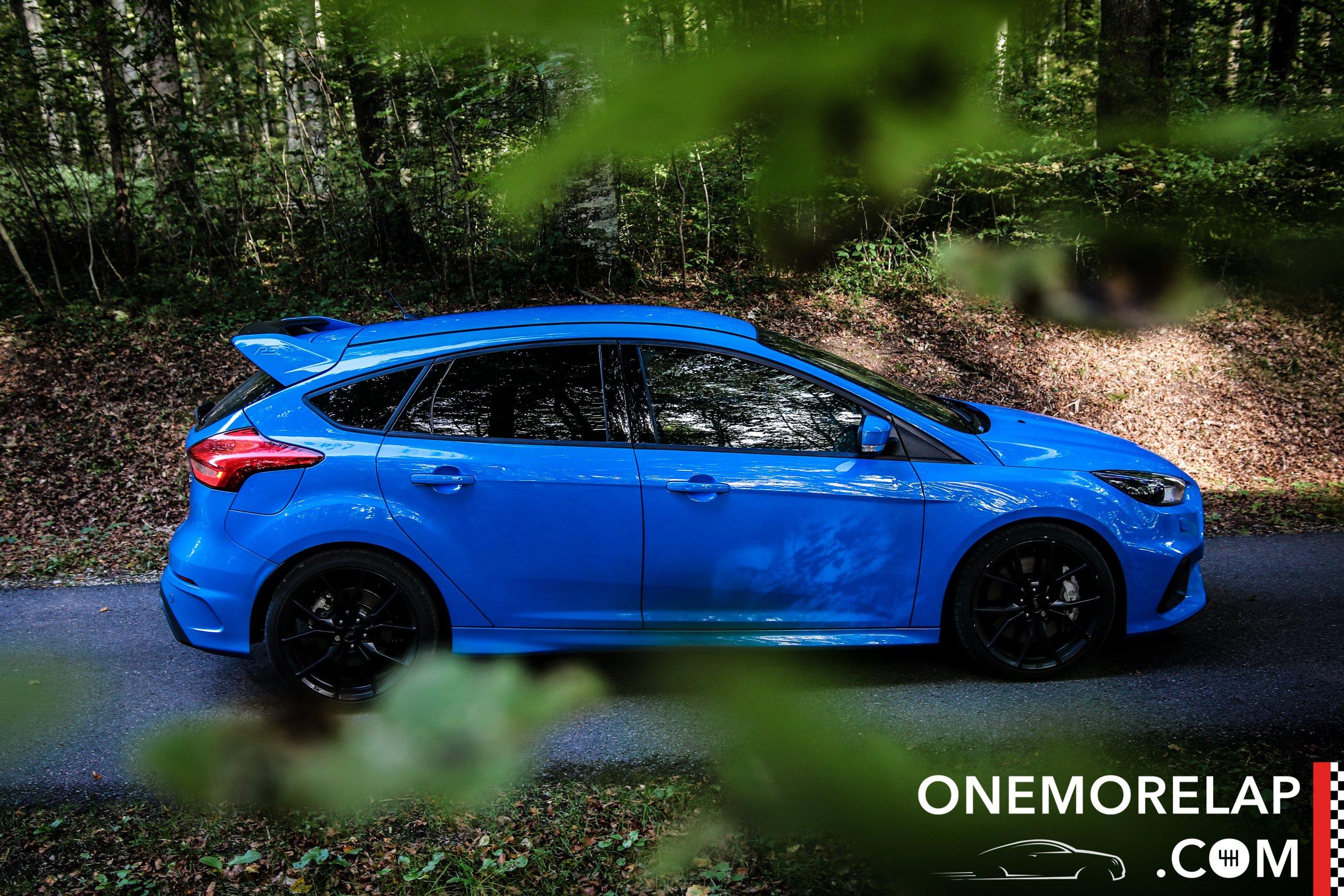 Ford Focus RS 2016: Fahrbericht, Sound, Onboard, Drift, Test, Deutsch, Auspuff