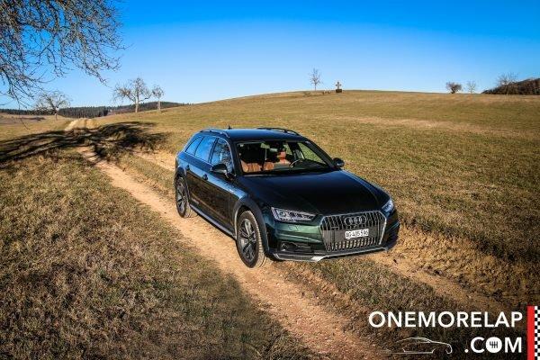 Audi A4 Allroad 2017 B8 - 3.0 TDI 272 PS Quattro Ultra