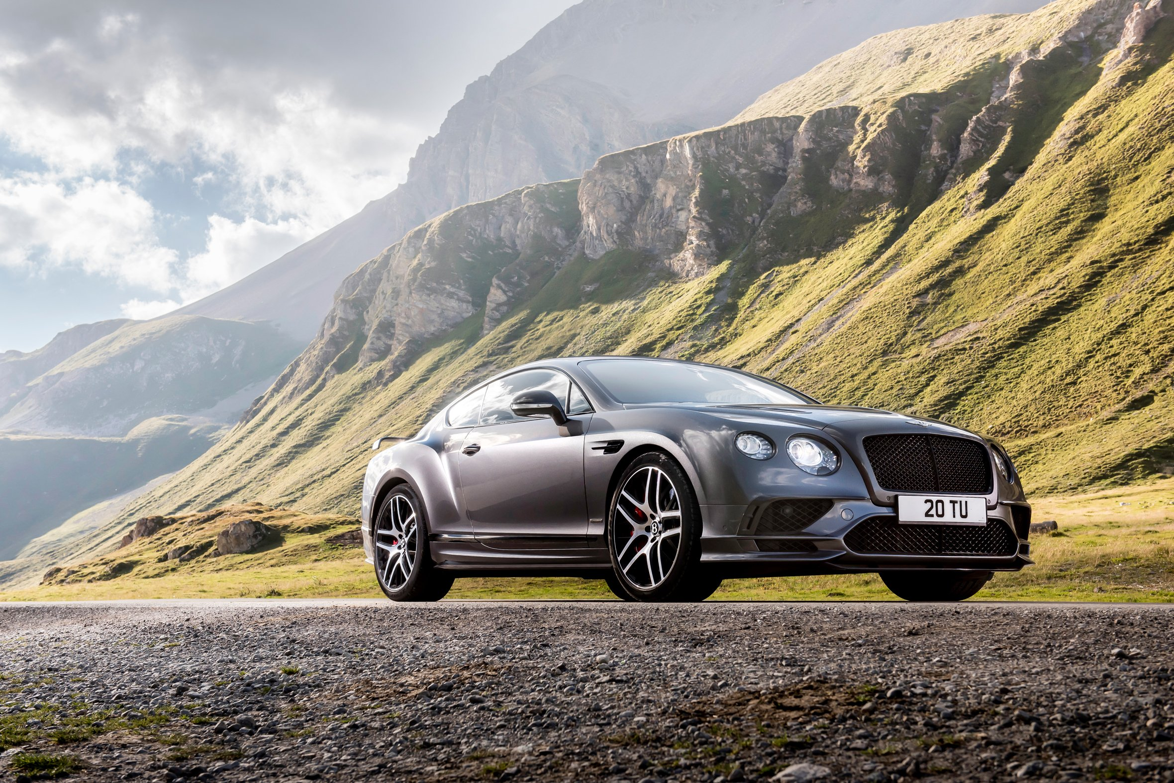 Neuvorstellung: Bentley Continental Supersports