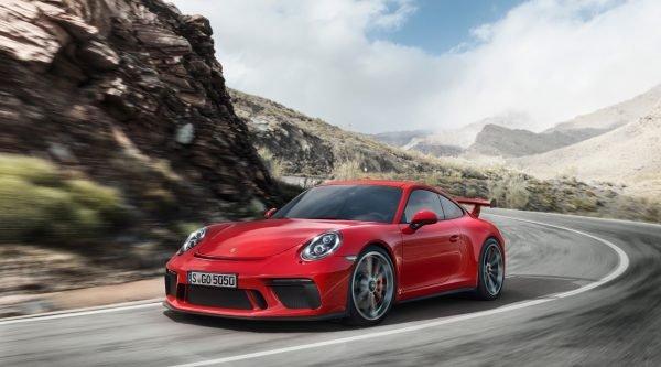 Neuvorstellung: Porsche 991.2 GT3 2017