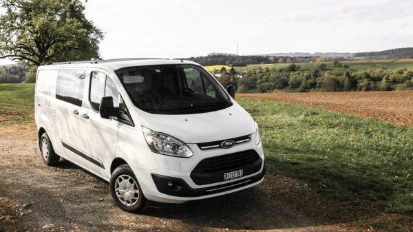 Fahrbericht: Ford Transit Custom 2016: 2.0 TDCi - 170 PS