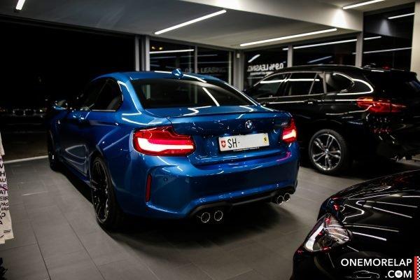 Die Abholung – Ein Tagebuch zum BMW M2 F87 Neuwagenkauf